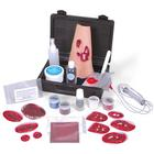 Basic Casualty Simulation Kit, 1005708 [W44519], Moulage and Wound Simulation