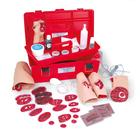 Advanced Casualty Simulation Kit, 1005709 [W44520], Moulage and Wound Simulation