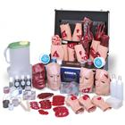 Emergency Medical Treatment (EMT) Casualty Simulation Kit, 1005711 [W44522], Moulage and Wound Simulation