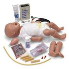 PALS Manikin with ECG-Simulator, 1005759 [W44608], ALS Newborn