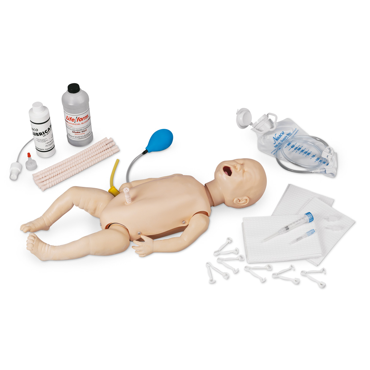Basic Life/form® Infant Crisis Manikin - 1017248 - W44717 ...