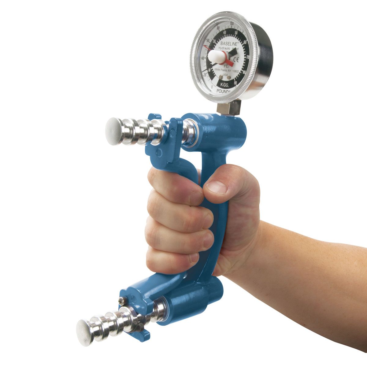 Hand Dynamometer Test : Hand dynamometer baseline grip strength