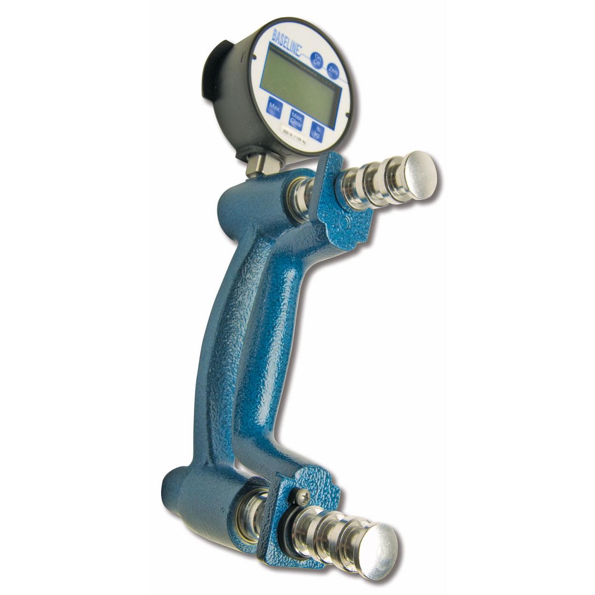 Digital Hand Dynamometer : Baseline digital lcd hand dynamometer dynamometers
