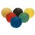 Cando Hand Exercise balls - yellow/X light - Circular, 1009101 [W58501Y], Hand Exercisers (Small)