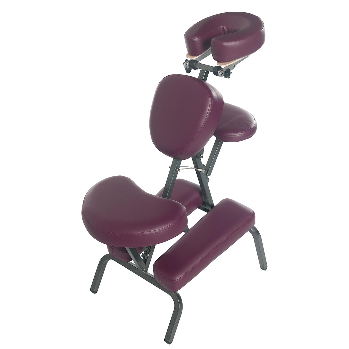 3b pro massage chair burgundy - Massage Chair For Sale