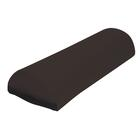 3B Jumbo Half Round Bolster, Black, 1018659 [W60618JHBK], Pillows and Bolsters