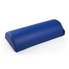 3B Mini Half Round Bolster, Blue, 1018676 [W60622MB], Pillows and Bolsters