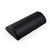 3B Mini Half Round Bolster, Black, 1018678 [W60622MBK], Pillows and Bolsters (Small)